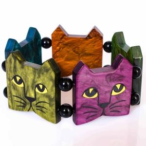 bracelets hors séries petites têtes chat multicolores 1 scaled