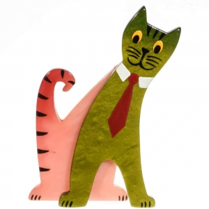 Chat Cravate