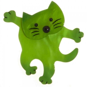 Chat dansant