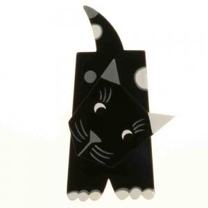 broche chat lego noir 1