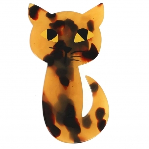 broche chat mystery tortue