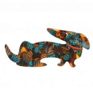 broche chien fifi ecosssais