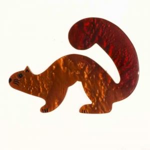 broche hermine roux 1