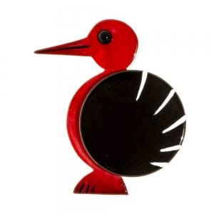 Corbeaux et Oiseaux Pointus