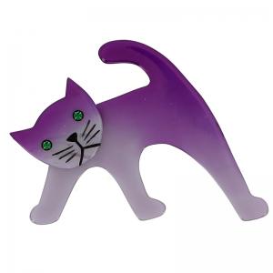 broche chat ouistiti parme