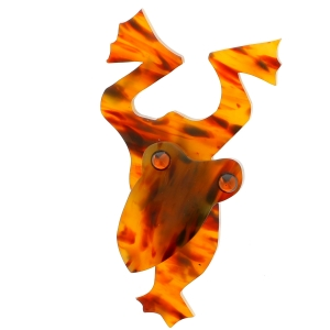 grenouille plongeante ecaille