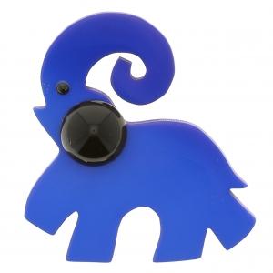 elephant hannibal bleu roi