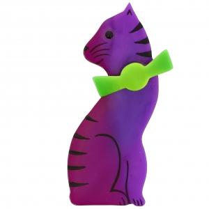 Chat Noeud violet