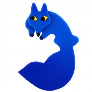 Goupil bleu