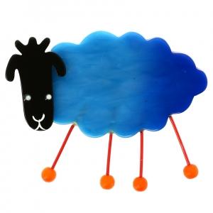 Mouton Profil bleu
