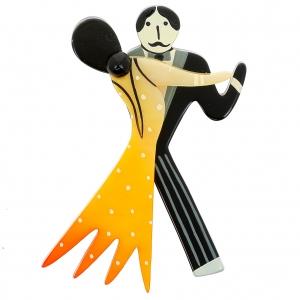 Tango jaune