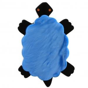 Tortue bleue