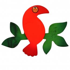 Toucan rouge