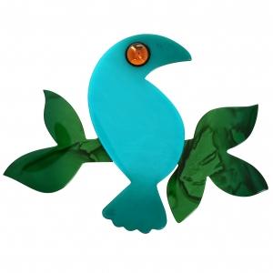 Toucan turquoise