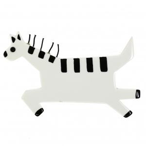 Zebre Crins blanc