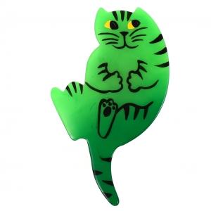 Chat B7 vert