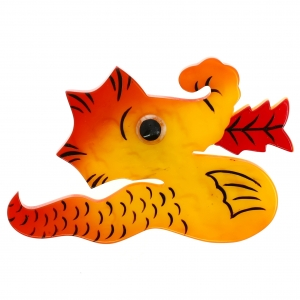 Dragon jaune