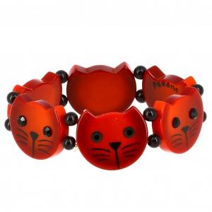 Têtes Rondes Chats roux