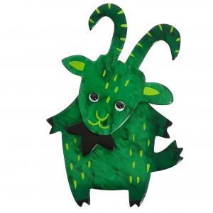 Biquette vert pre