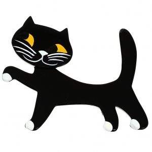 Chat Titi noir