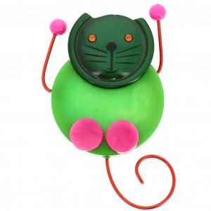 chat pao anis et vert