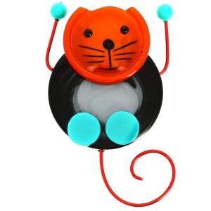 chat pao gris argent et orange2