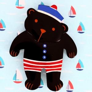teddy noir