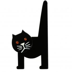 Chat Chaise noir