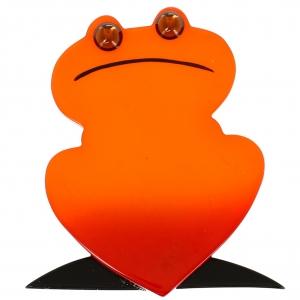 Grenouille Reinette orange 1