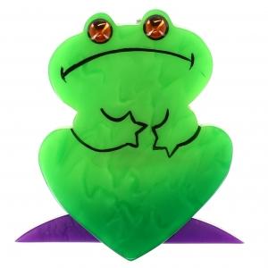 Grenouille Reinette vert clair