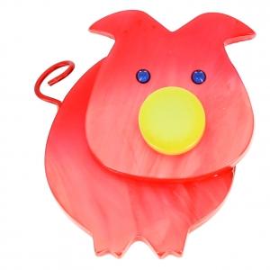 cochon rose nacre nez anis moyen