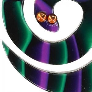 BO serpent enroule violet vert 800x800 1