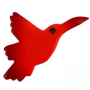 colibri roux orange