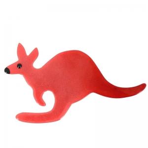 kangourou rose
