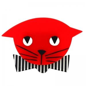 chat papillon rouge raye noir 800x800 1